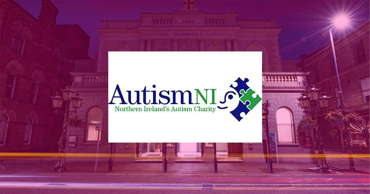 Waterfront Hall & Ulster Hall Corporate Charity - Autism NI