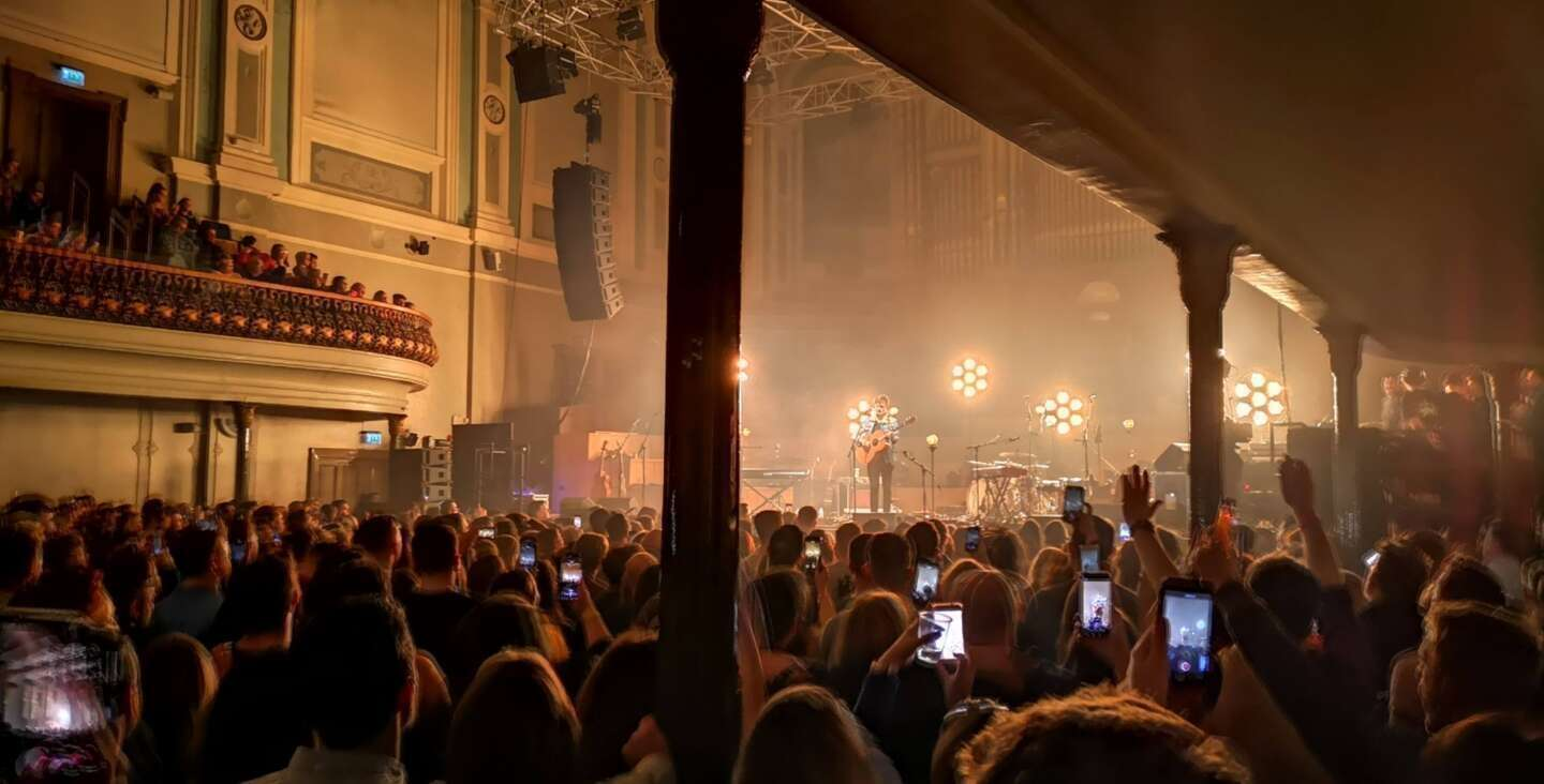Article image for Music events have a positive impact on our feelings of health, happiness and wellbeing