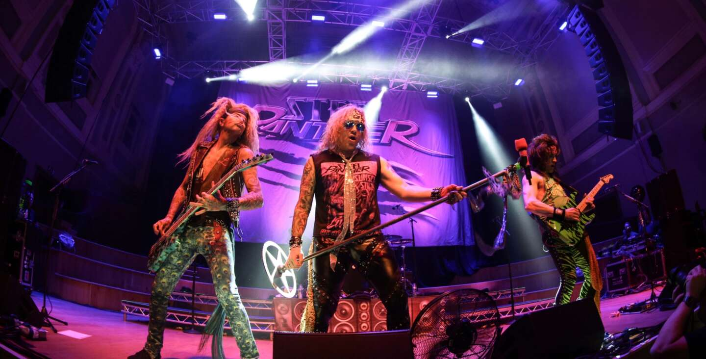 Steel Panther Ulster Hall