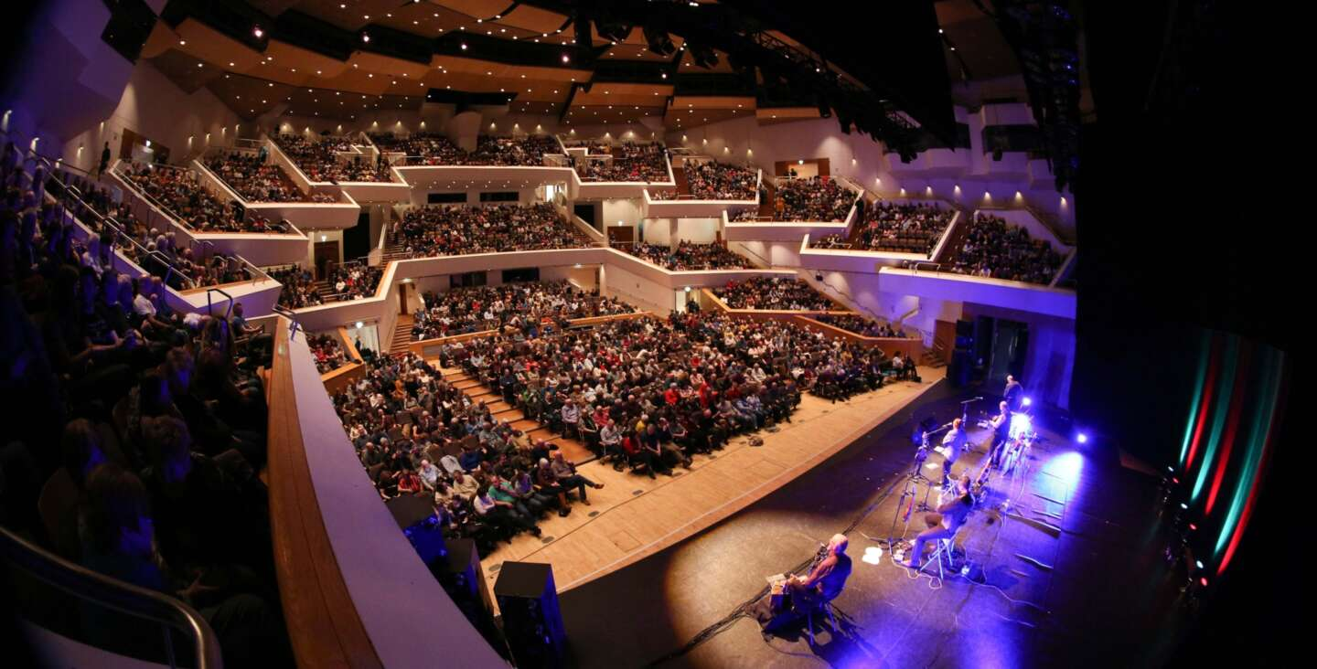 Waterfront Hall Audience