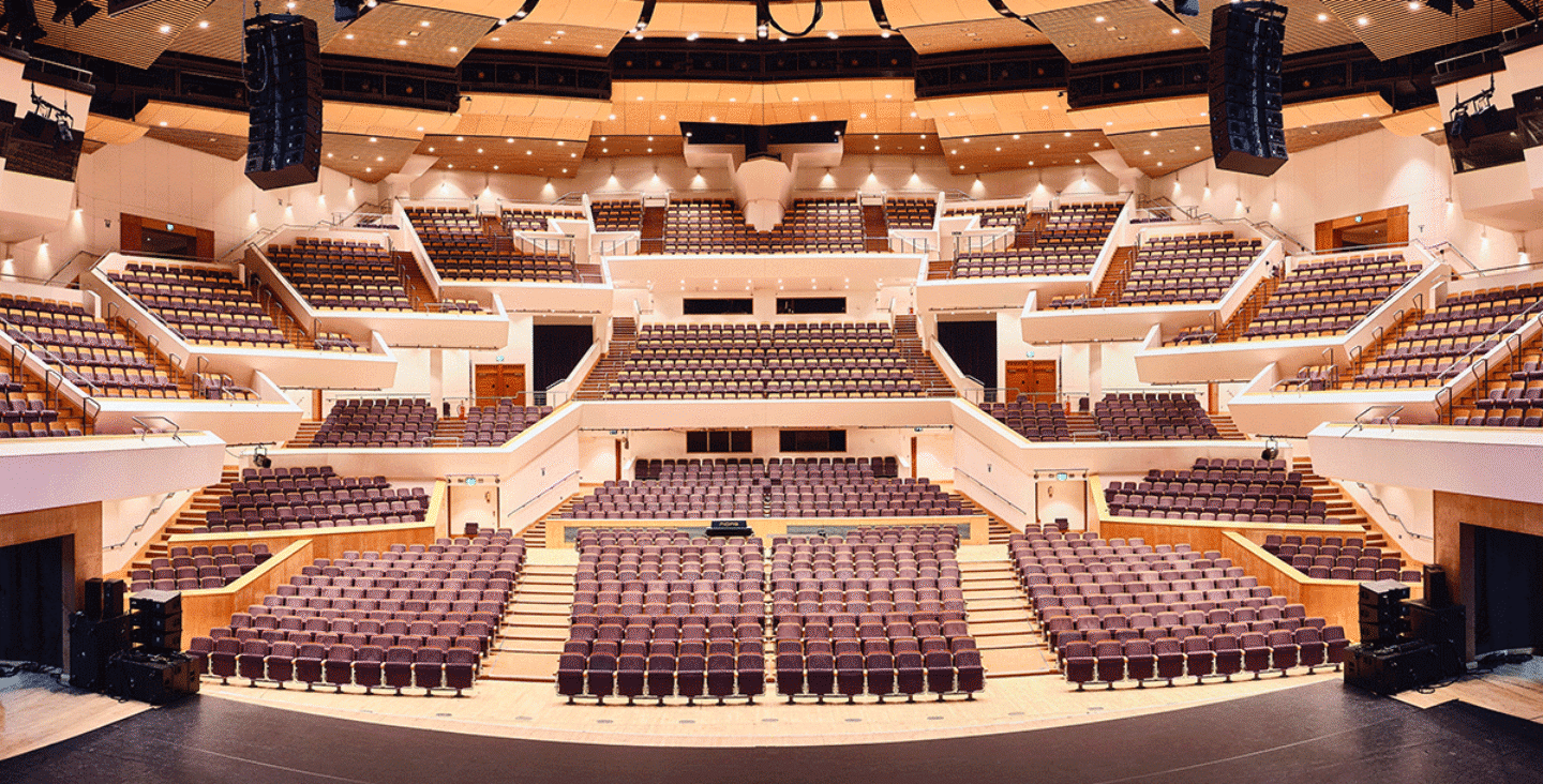Waterfront hall auditorium 1200x630
