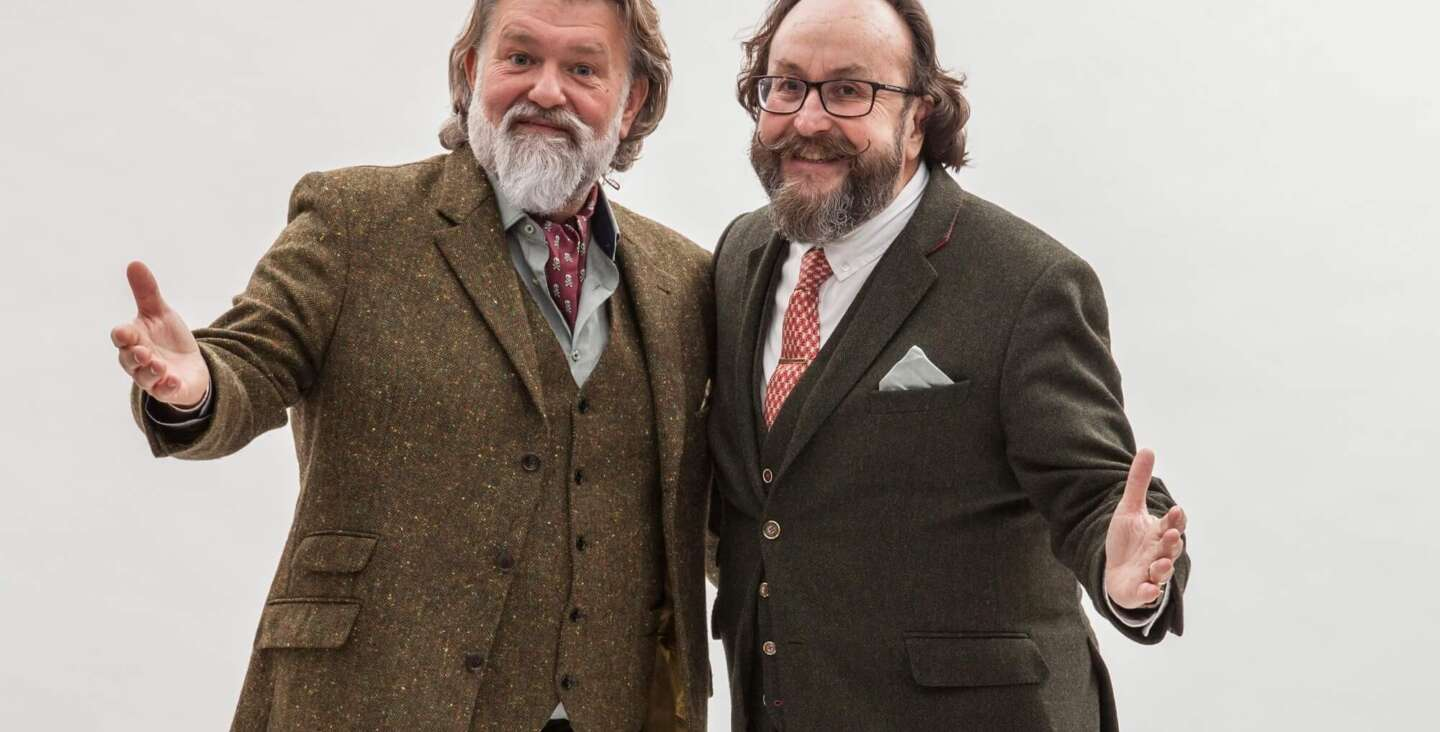 Article image for Enjoy cooking at home with Hairy Bikers