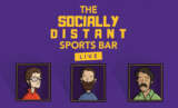 Event image for The Socially Distant Sports Bar: Live!