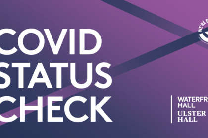 Cover image for Ulster Hall COVID Status Check