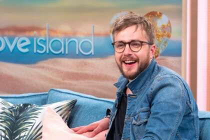 Article image for Iain Stirling is bringing his smash hit tour Failing Upwards to Ulster Hall!