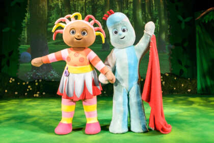 Article image for Award-winning CBeebies TV show returns to the stage
