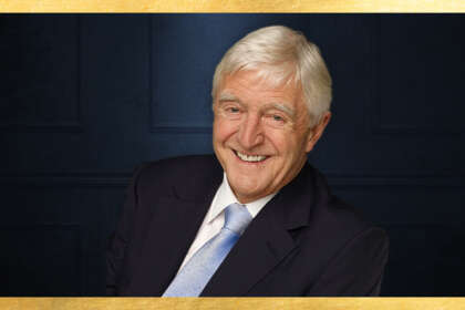 Article image for An Evening with Sir Michael Parkinson - The Man Behind the Screen