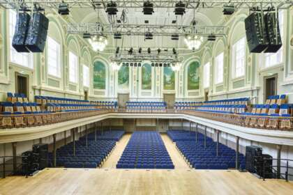 Cover image for Seating Plan - Ulster Hall