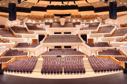 Cover image for Seating Plan - Waterfront Hall