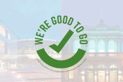 Cover image for We're Good To Go