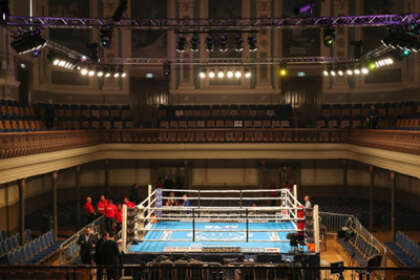 Article image for Harris Vs Barnes headline MTK Fight Night at the Ulster Hall
