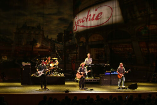 Smokie Waterfront Hall