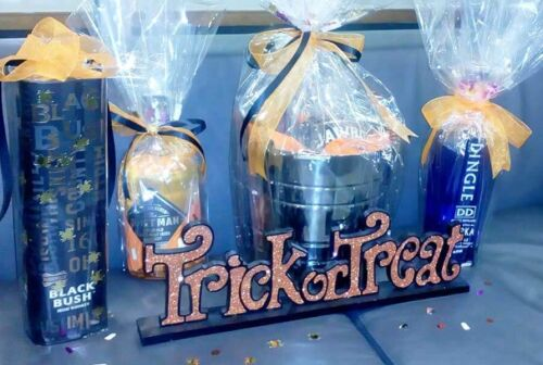 Waterfront Hall Halloween Raffle
